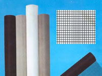 pvc coated fiberglass 14x14 window mesh
