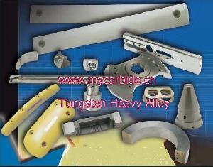 tungsten heavy alloy