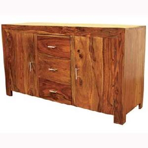 hardwood 6 drawer 4 sideboard manufacturer exporter wholesaler india