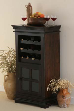 hardwood wine cabinet manufacturer exporter wholesaler india