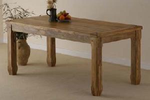 mango wood dining table manufacturer exporter wholesaler india