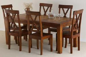 mango wood dining manufacturer exporter wholesaler india
