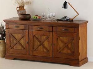 mango wood sideboard manufacturer exporter wholesaler india
