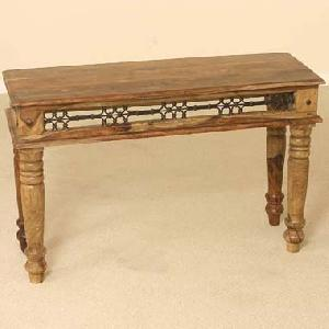 sheesham wood console table manufacturer exporter wholesaler india