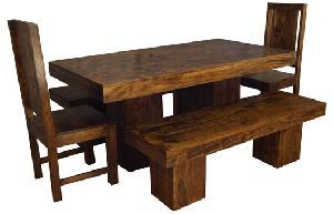 sheesham wood cube dining manufacturer exporter wholesaler india