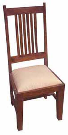 sheesham wood leather chair manufacturer exporter wholesaler india