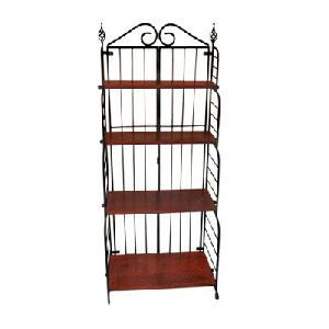 wrought iron bookrack dining table manufacturer exporter wholesaler india
