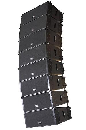 line array loudspeaker outdoor show speaker ce iso certificated