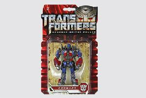 transformers optimus prime keychain