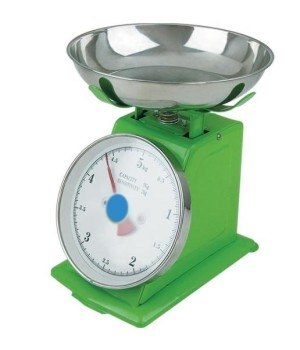Mechanical Weighing Pan Scale 5kg 20g