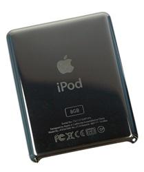 ipod nano 3rd gen 8gb 4gb cover panel