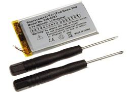 ipod nano replacement battery 2nd generation 2g