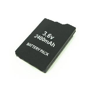 psp 2000 slim 2400 mah battery