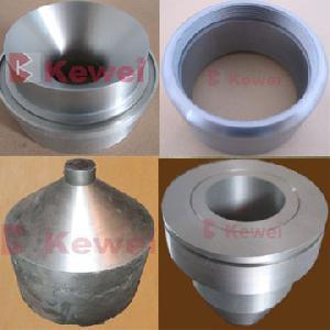 molybdenum nozzle spout electrode ring hoop shaper
