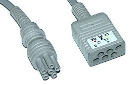 colin bp88s ecg trunk cable