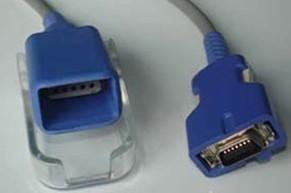 doc10 spo2 adapter cable nellcor extension