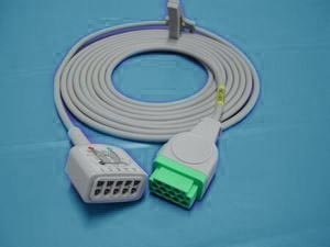 ge marqutte 5 ecg cable
