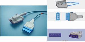 ge marqutte adult silicone spo2 sensor