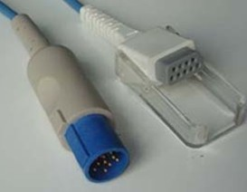 hellige spo2 adapter cable extension