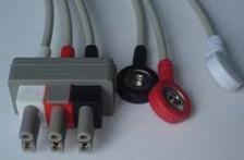 m1605a 3 ecg cable leadwire