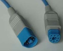 m1941a sp02 adapter cable spo2 sensor extension m2601a m3000a m3500b m4735a patien moni