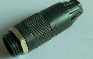 plastic bayonet connector