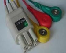 yce205 3leads ecg leadwire nec patient monitor