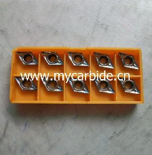 aluminum carbide insert