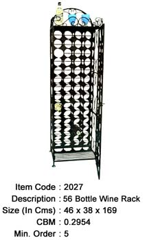 wrought iron bar cabinet manufacturer exporter wholesaler india