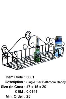 wrought iron bath stand manufacturer exporter wholesaler india
