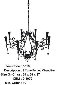 wrought iron chandelier manufacturer exporter wholesaler india