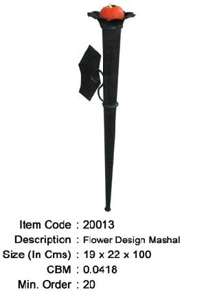 wrought iron mashal trochiers manufacturer exporter wholesaler india