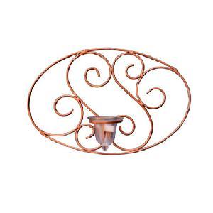 wrought iron wall decorative manufacturer exporter wholesaler india
