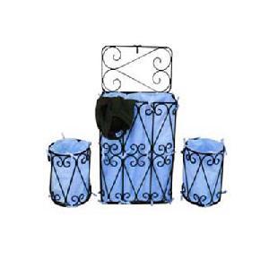 wrought iron waste box manufacturer exporter wholesaler india