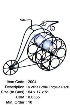 wrought iron wine bottle storage manufacturer exporter wholesaler india