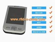 pda handheld rfid reader dl710