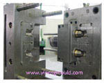 plastic precise injection mould maker