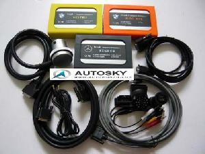Sell 3b C4 Gt1 Pro Mini Ops Auto Diagnosis For Benz And Bmw Vehicles.