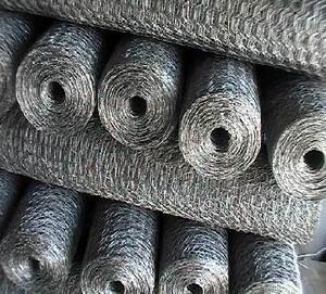 Rabbit Netting Galvanized Steel Wire , Stainless Steel Wire