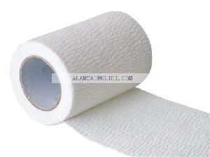 Cotton Self-adhesive Elastic Bandage, Stick By Itself Bandage