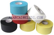 tape bandage sports plain edge cotton