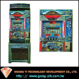 slot machine lucky game coin operated games