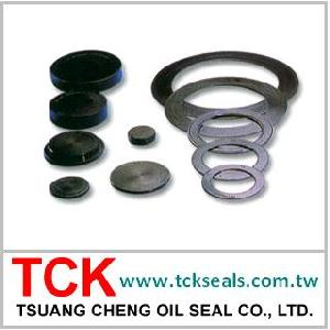 caps bearing seals oil