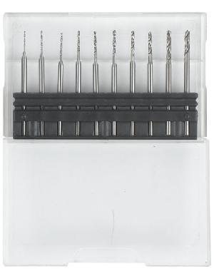 10 mirco mini drill plastic box