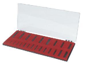 150 hss twsit drills din 338 plastic box