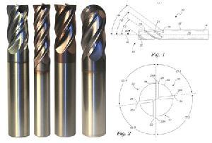 solid carbide mills 4 flutes 2