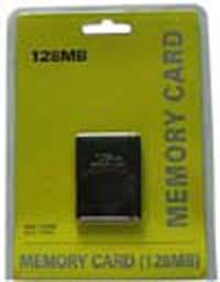 ps2 128m memory card