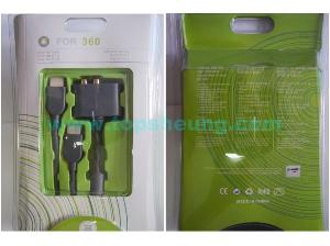xbox360 hdmi optical cable