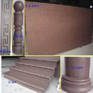 rosewood sandstone