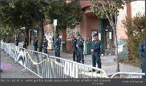 canada traffic control barricades police barriers
